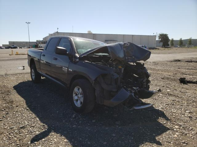 Salvage cars for sale from Copart Pasco, WA: 2020 Dodge RAM 1500 Class