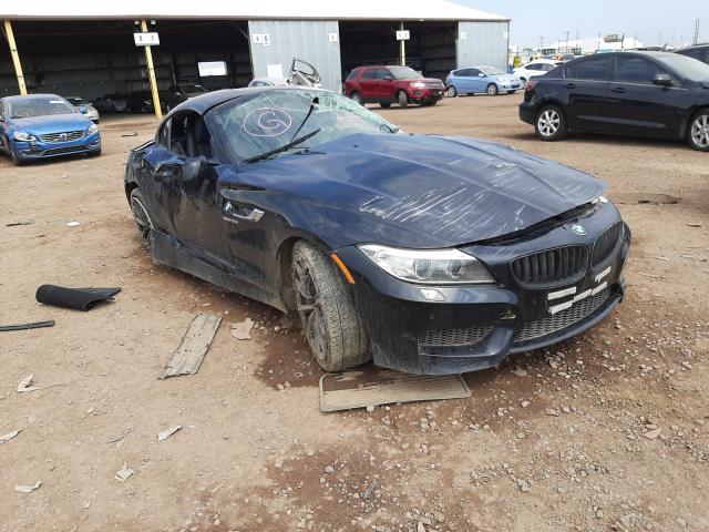 BMW Vehiculos salvage en venta: 2014 BMW Z4 SDRIVE3