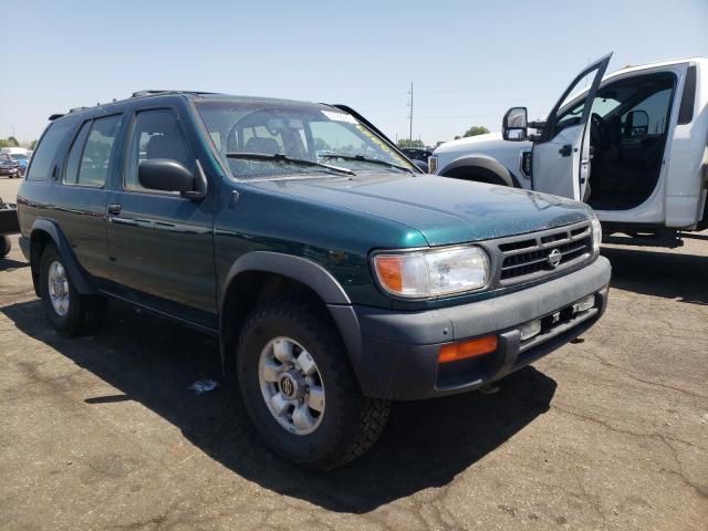 Salvage cars for sale from Copart Denver, CO: 1997 Nissan Pathfinder