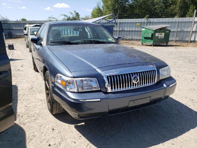 Mercury salvage cars for sale: 2009 Mercury Grand Marq