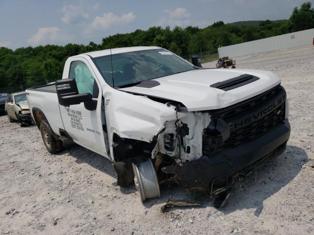 Salvage cars for sale at Prairie Grove, AR auction: 2021 Chevrolet Silverado