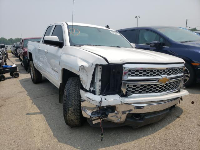 Salvage cars for sale from Copart Louisville, KY: 2015 Chevrolet Silverado