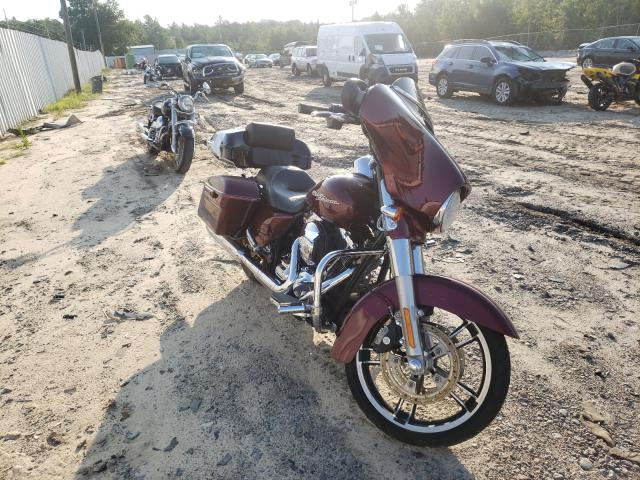 Salvage cars for sale from Copart Gaston, SC: 2014 Harley-Davidson Flhxs Street