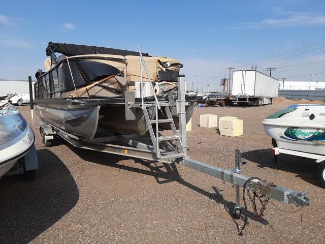Salvage cars for sale from Copart Phoenix, AZ: 2019 Southwind 525PONTOON