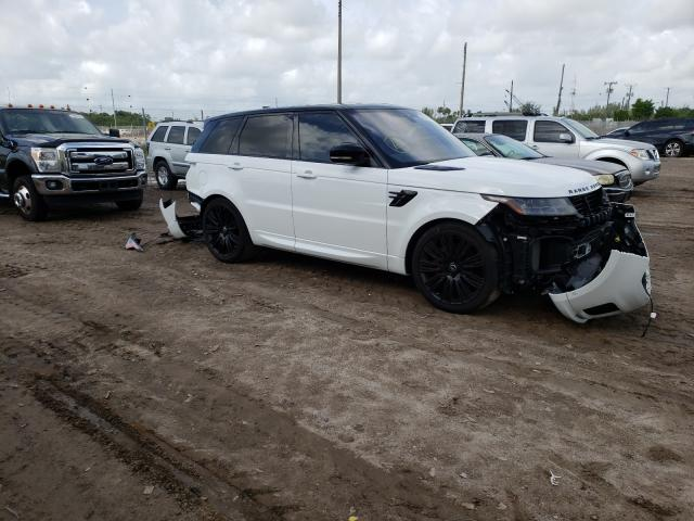 Salvage cars for sale from Copart West Palm Beach, FL: 2019 Land Rover Range Rover