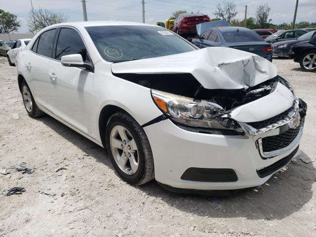 Salvage cars for sale from Copart Homestead, FL: 2016 Chevrolet Malibu Limited
