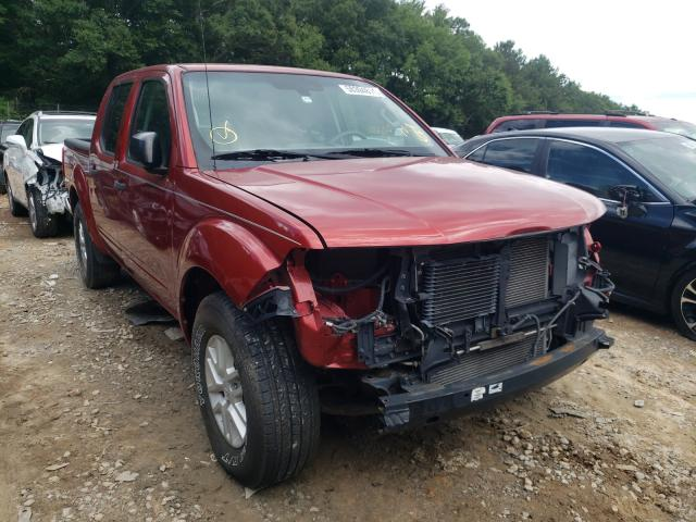 Salvage cars for sale from Copart Austell, GA: 2015 Nissan Frontier S