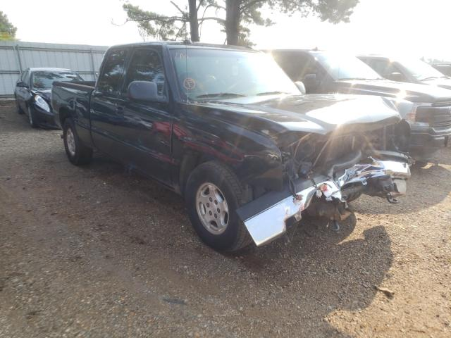 Salvage cars for sale from Copart Longview, TX: 2004 Chevrolet Silverado
