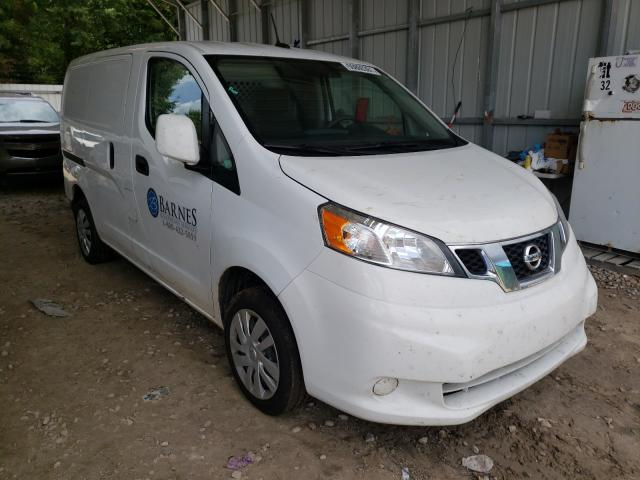 Salvage cars for sale from Copart Midway, FL: 2018 Nissan NV200 2.5S