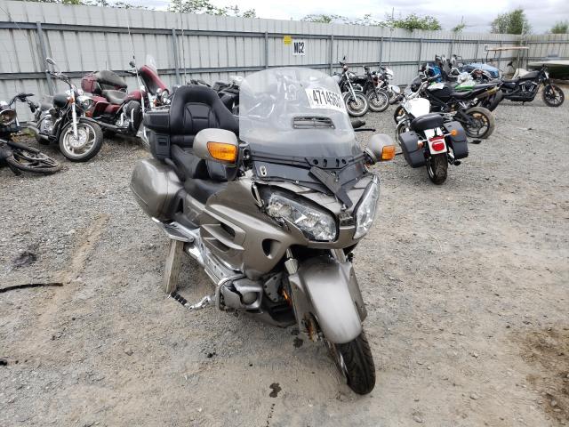 Honda salvage cars for sale: 2008 Honda GL1800