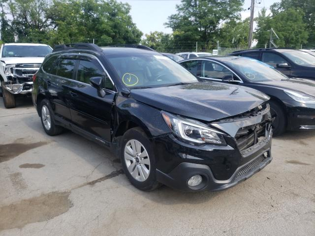Salvage cars for sale from Copart Marlboro, NY: 2018 Subaru Outback 2