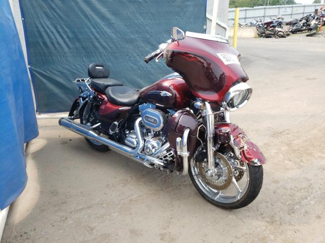 Salvage cars for sale from Copart Hillsborough, NJ: 2012 Harley-Davidson FLHXSE3 CV