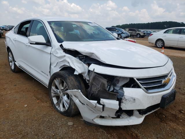 Salvage cars for sale from Copart Longview, TX: 2014 Chevrolet Impala LT
