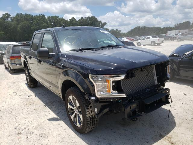 Salvage 2020 FORD F-150 - Small image. Lot 50276571