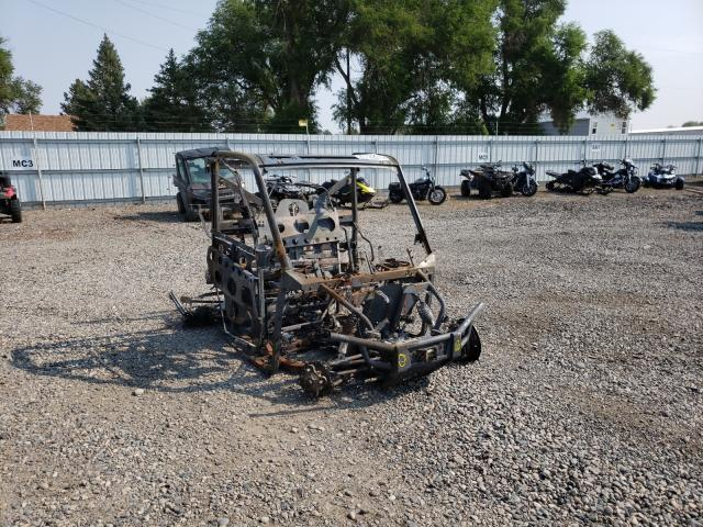 Salvage cars for sale from Copart Billings, MT: 2016 Polaris Ranger XP