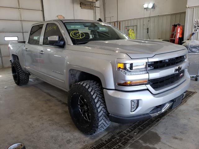 Vehiculos salvage en venta de Copart Columbia, MO: 2016 Chevrolet Silverado