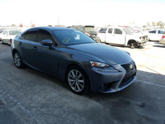 Salvage cars for sale from Copart Sun Valley, CA: 2016 Lexus IS 200T