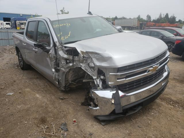 Salvage cars for sale from Copart Des Moines, IA: 2020 Chevrolet Silverado