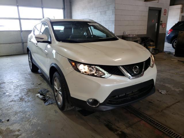 Nissan Vehiculos salvage en venta: 2019 Nissan Rogue Sport