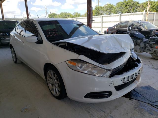 Vehiculos salvage en venta de Copart Homestead, FL: 2013 Dodge Dart SXT