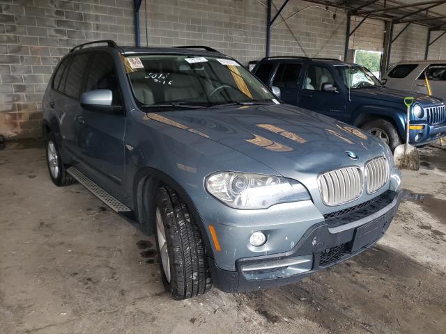 Vehiculos salvage en venta de Copart Cartersville, GA: 2010 BMW X5 XDRIVE3