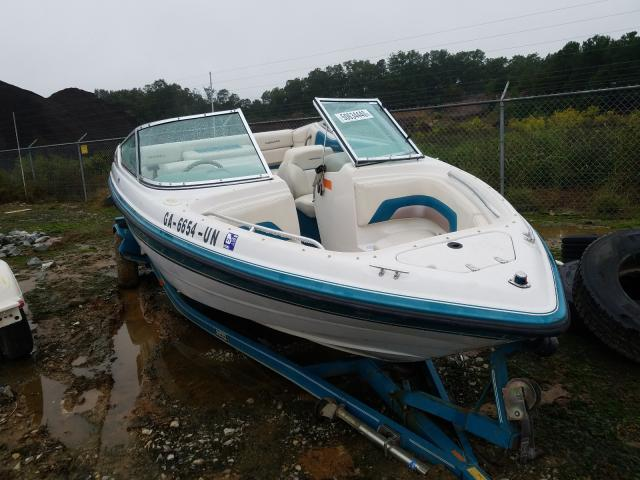 Chapparal salvage cars for sale: 1996 Chapparal Boat