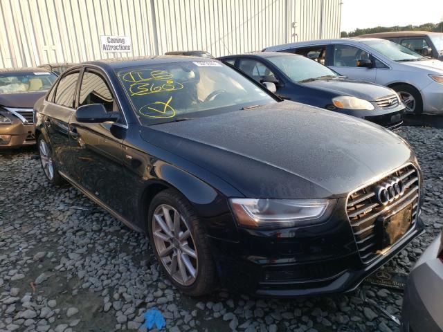 Salvage cars for sale at Windsor, NJ auction: 2014 Audi A4 Premium