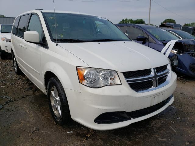 Salvage cars for sale at Cudahy, WI auction: 2011 Dodge Grand Caravan
