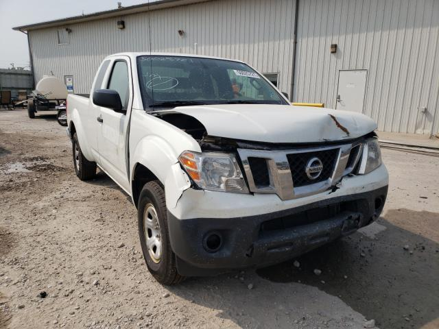 Salvage cars for sale from Copart Des Moines, IA: 2014 Nissan Frontier S