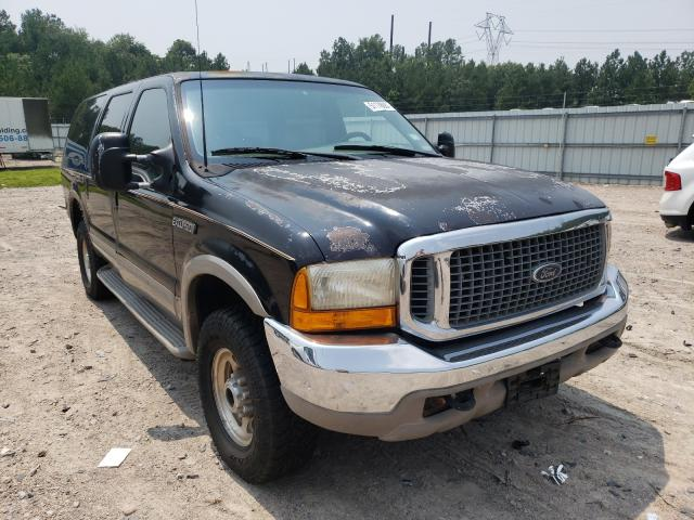 Ford Excursion salvage cars for sale: 2000 Ford Excursion