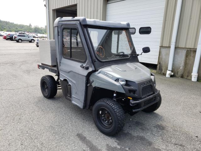 Salvage cars for sale from Copart Exeter, RI: 2016 Polaris Brutus