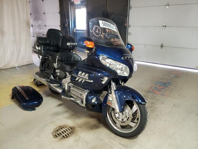 Salvage cars for sale from Copart Indianapolis, IN: 2007 Honda GL1800