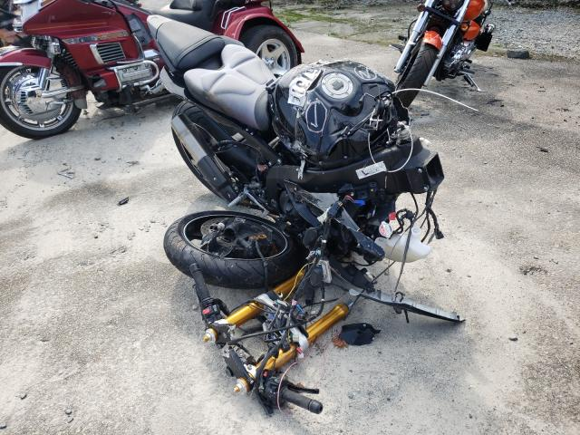 Salvage cars for sale from Copart Dunn, NC: 2010 Yamaha YZFR6