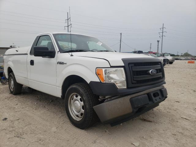 Salvage cars for sale from Copart Columbus, OH: 2013 Ford F150
