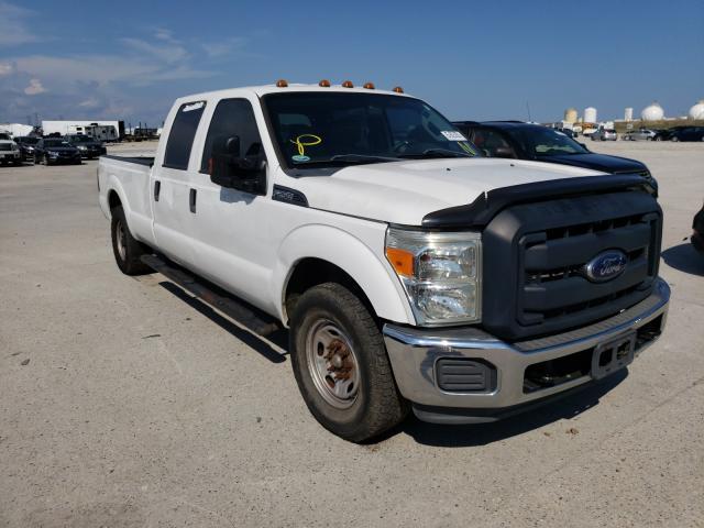 Vehiculos salvage en venta de Copart New Orleans, LA: 2013 Ford F250 Super