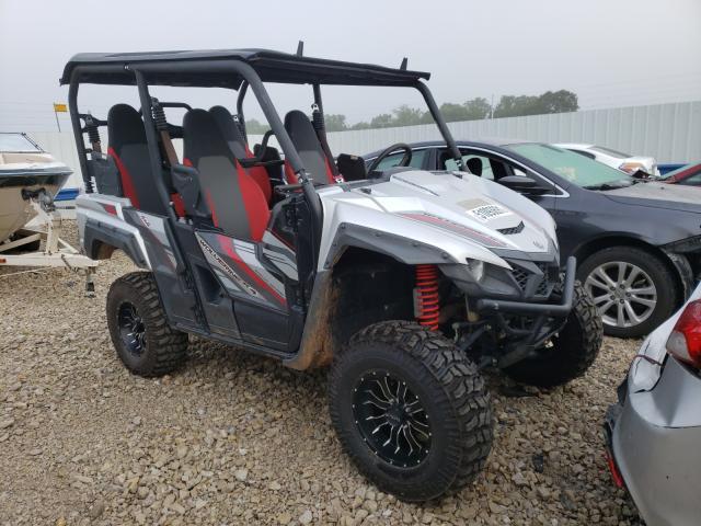 Vehiculos salvage en venta de Copart Rogersville, MO: 2018 Yamaha YXF850 ES