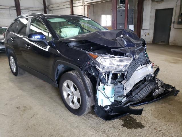 Vehiculos salvage en venta de Copart Windsor, NJ: 2021 Toyota Rav4 XLE