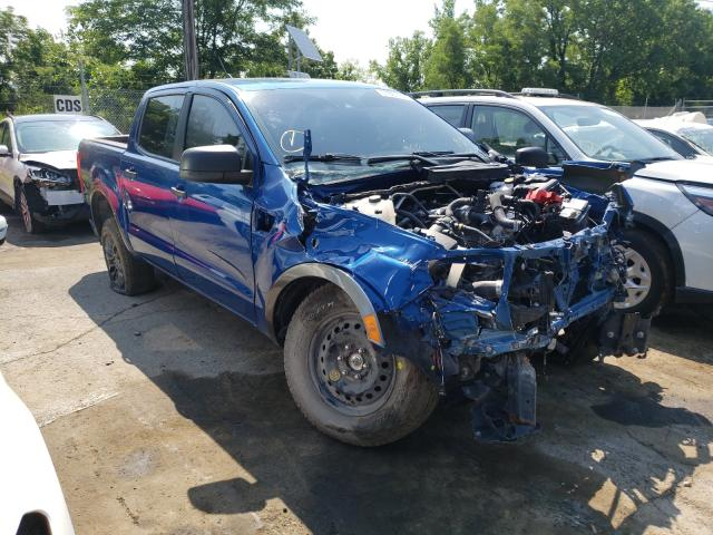Salvage cars for sale from Copart Marlboro, NY: 2020 Ford Ranger XL