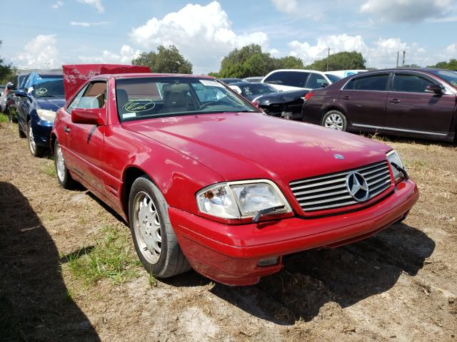 1996 Mercedes-Benz SL 320 for sale in Riverview, FL