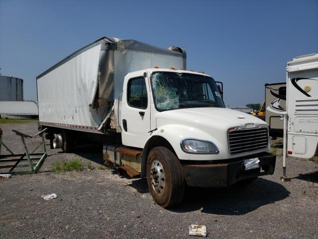 Salvage cars for sale from Copart Central Square, NY: 2016 Freightliner M2 106 MED