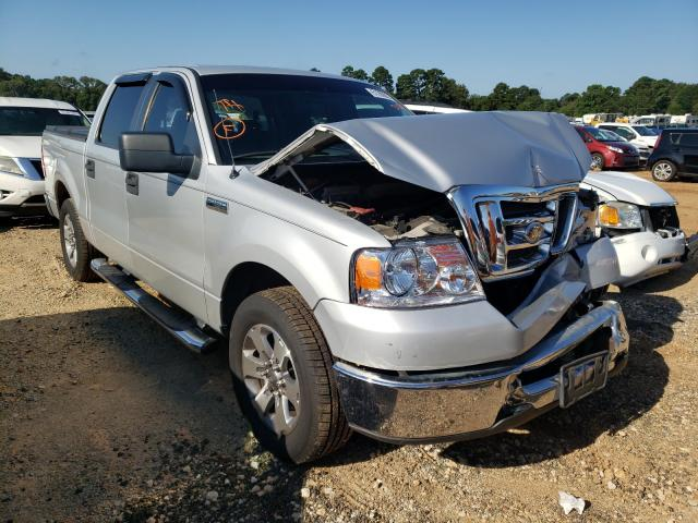 Salvage cars for sale from Copart Longview, TX: 2007 Ford F150 Super