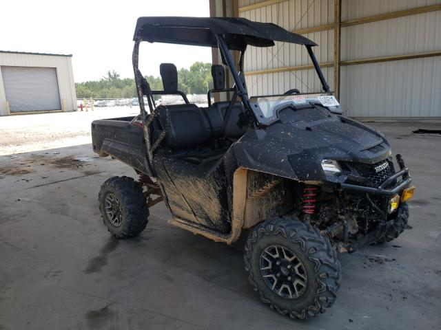 Salvage cars for sale from Copart Gaston, SC: 2018 Honda SXS700 M2