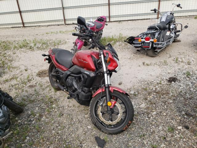 Salvage cars for sale from Copart Indianapolis, IN: 2014 Honda CTX700 N