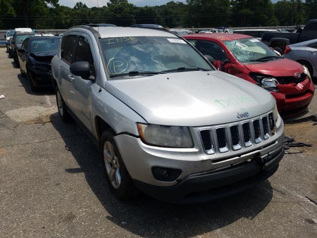 Salvage cars for sale at Eight Mile, AL auction: 2013 Jeep Compass LA