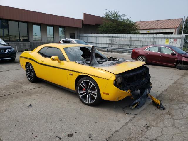 2012 Dodge Chall SRT8 en venta en Fort Wayne, IN