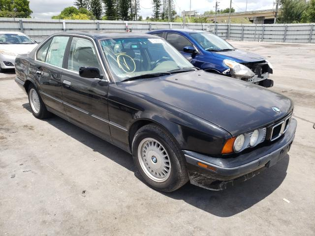 BMW 525 I Automatic salvage cars for sale: 1994 BMW 525 I Automatic