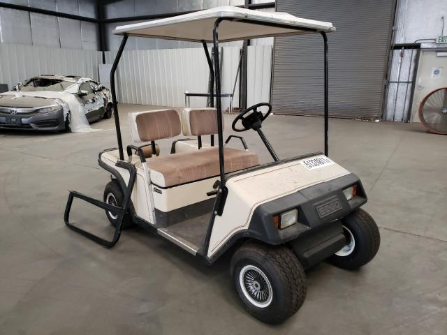 Golf salvage cars for sale: 2000 Golf Cart