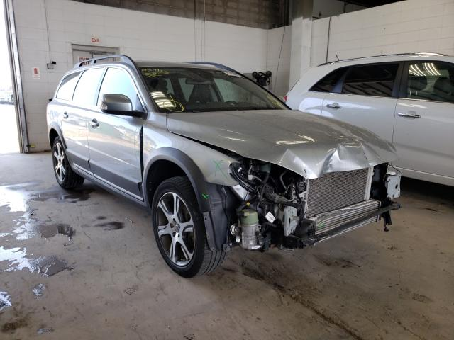 Salvage cars for sale from Copart Blaine, MN: 2013 Volvo XC70 T6