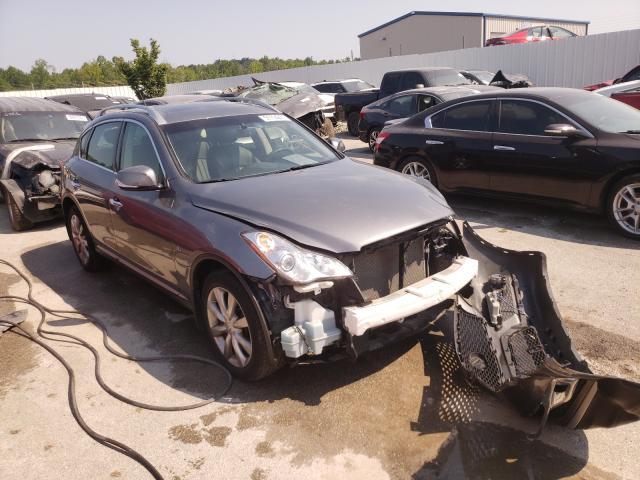 Infiniti QX50 salvage cars for sale: 2016 Infiniti QX50