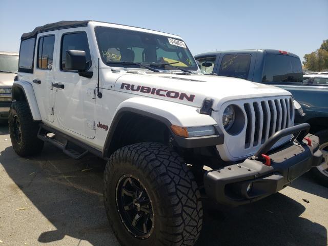 Vehiculos salvage en venta de Copart Martinez, CA: 2019 Jeep Wrangler U